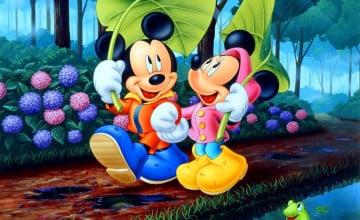 Free Mickey Mouse Desktop Wallpaper