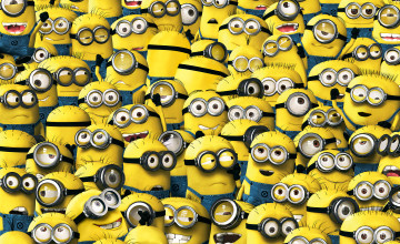 Free Minions Wallpapers for Desktop
