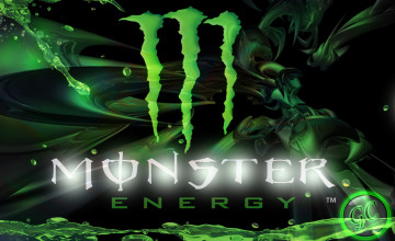 Free Monster Energy Drink Wallpapers