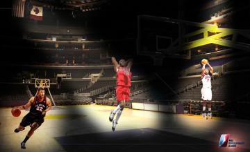 Free NBA Screensavers and Wallpaper