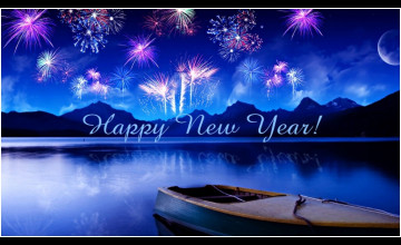 Free New Year 2015 Wallpaper