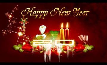 Free New Year\'s Wallpaper Backgrounds
