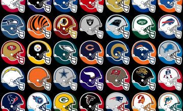 Free NFL Team Logo Wallpaper