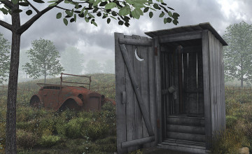 Free Outhouse Wallpapers