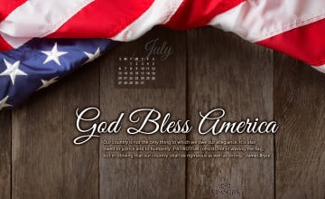 Free Patriotic Christian Wallpaper