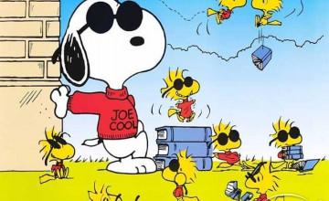 Free Peanuts Screensavers and Wallpaper