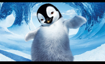 Free Penguin Wallpaper Screensavers