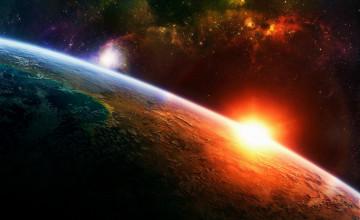 Free Planets Wallpaper