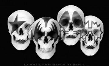 Free Rock Band Kiss Wallpapers