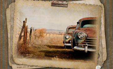 Free Rustic Wallpaper