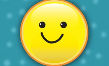 Free Smiley Face Wallpapers