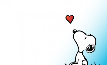 Free Snoopy Wallpaper for Computer