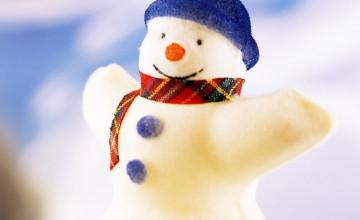 Free Snowman Wallpaper Downloads