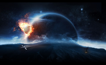 Free Space Wallpapers High Resolution