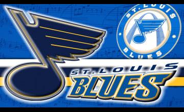 Free St Louis Blues Wallpaper