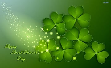 Free St Patrick Wallpaper