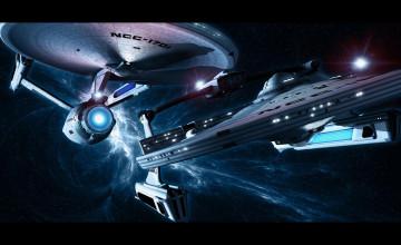 Free Star Trek Starship Wallpaper