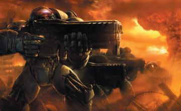 Free Starcraft 2 HD Wallpaper