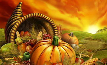 Free Thanksgiving Wallpaper and Screensavers