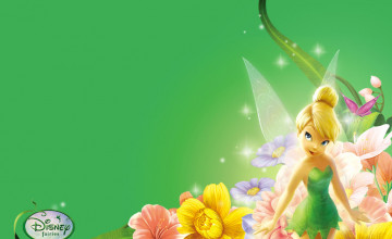 Free Tinkerbell Wallpaper Screensavers
