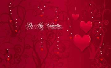 Free Valentine Desktop Wallpaper