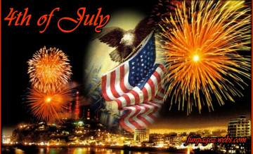 Free Wallpaper 4th of July