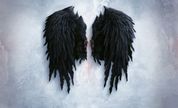 Free Wallpaper Angel Wings
