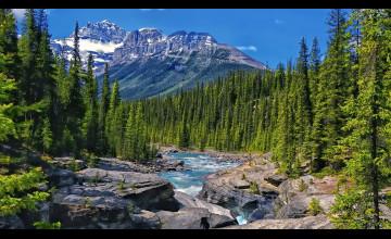 Free Wallpaper Mountain Scenes