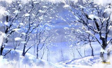 Free Wallpaper Snow