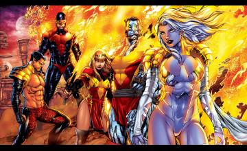 Free Wallpaper Superheroes
