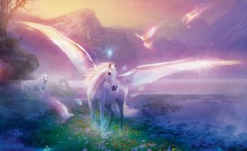 Free Wallpaper Unicorns