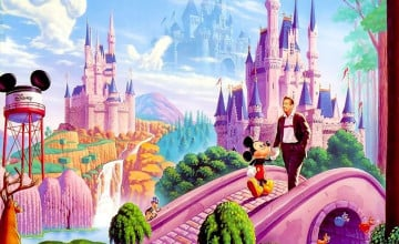 Free Walt Disney Wallpaper