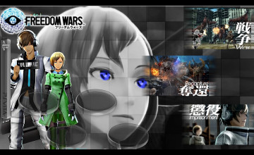 Freedom Wars Wallpaper
