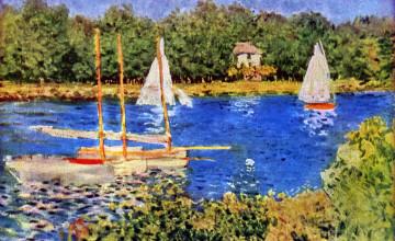 French Impressionism Wallpaper