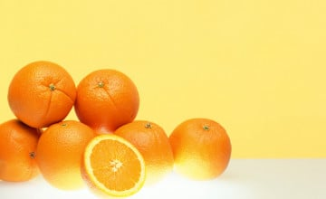 Fresh Fruit Wallpaper