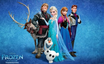 Frozen Movie Wallpapers