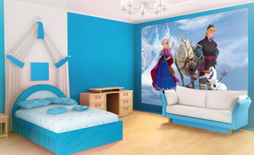 Frozen Wallpaper for Bedroom