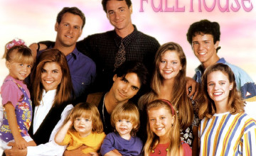 Full House Wallpaper