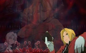 Fullmetal Alchemist Edward Elric Wallpaper