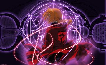 Fullmetal Alchemist iPhone Wallpaper