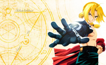Fullmetal Alchemist Wallpaper Hd