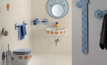 Fun Wallpaper for Bathrooms