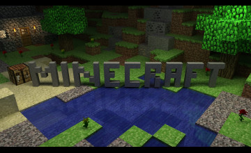 Funny Minecraft Wallpaper