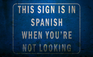 Funny Signs and Sayings Wallpapers