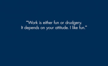 Funny Work Quotes Wallpapers