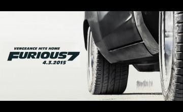 Furious 7 Movie Wallpaper