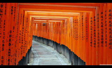 Fushimi Inari Taisha Wallpapers