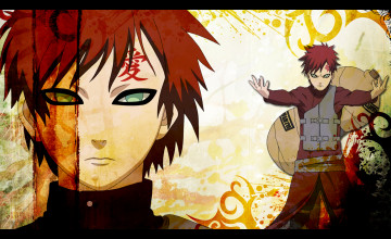 Gaara Background