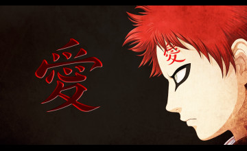 Gaara Backgrounds