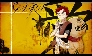 Gaara Wallpapers